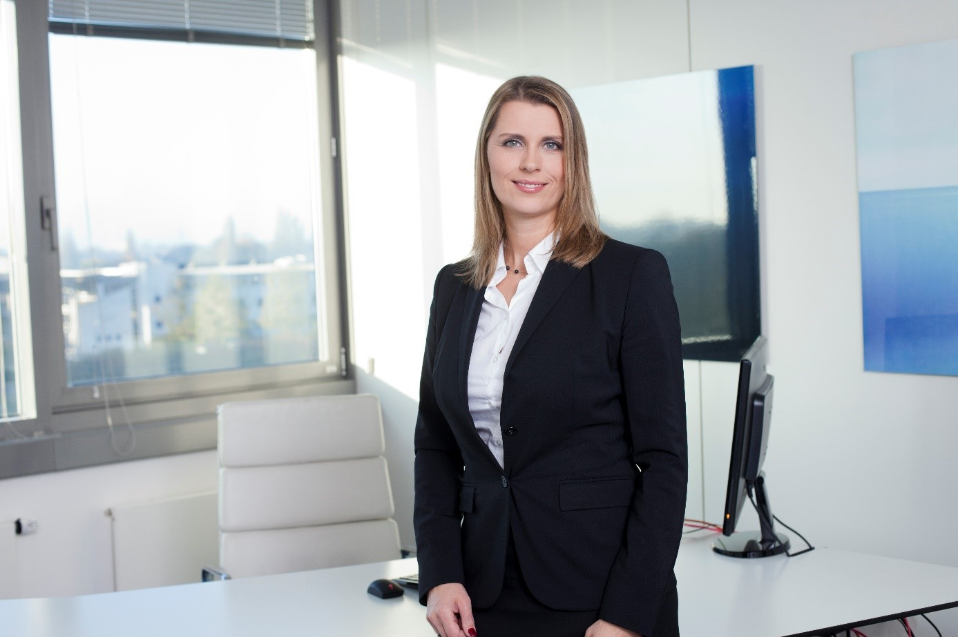 Image: Stefanie Zimmermann, Director of Human Resources